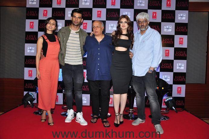 Vikram Bhatt launches documentary on real life swingers