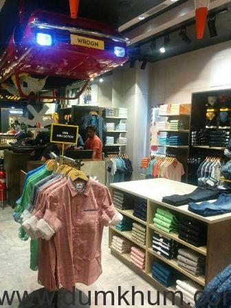 Wrogn Store in Hyderabad.