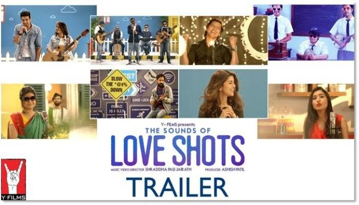 Y-Films launches a trailer for the Original Soundtrack of Love Shots
