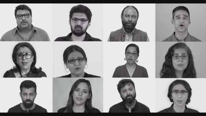 THIS POEM BY INDIAN AND PAKISTAN DIRECTORS, IS THE MOST HEART WARMING THING YOU'LL SEE TODAY!
