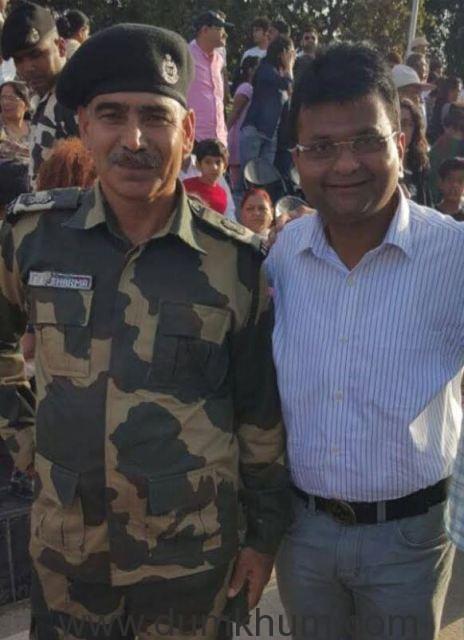 indexAneel Murarka at Wagah Border (2)