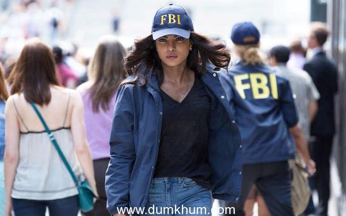 Priyanka Chopra's Quantico season 1 returns to Star World
