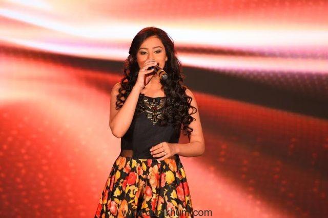 Aishwarya @ India's Got Talent pc