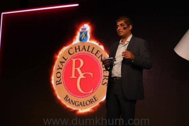 Amrit Thomas, Director, RCB.