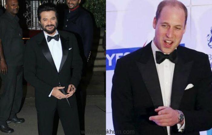 Anil Kapoor's lasting impact on Prince Williams!