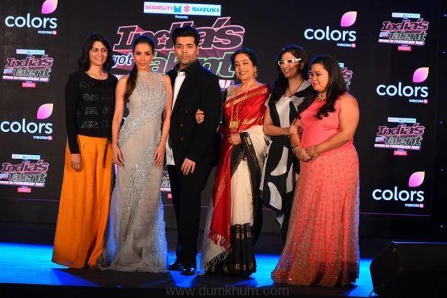 Outstanding Talent finds its true calling on India's Got Talent Yahaan Hunar Hi Pehchaan Hai…