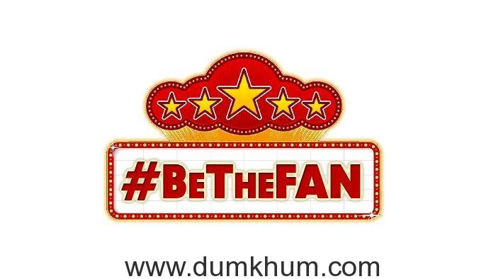 Be The Fan Logo Unit on White