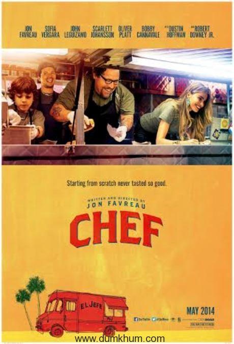 Chef Film - Poster