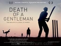 DEATH OF A GENTLEMAN'-