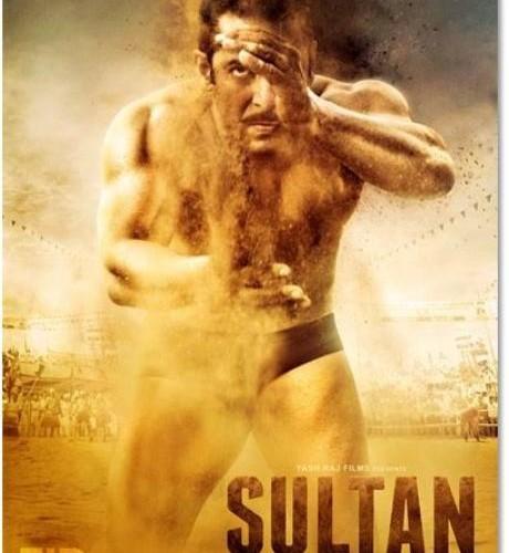 Dekhiye First Poster Of Sultan !