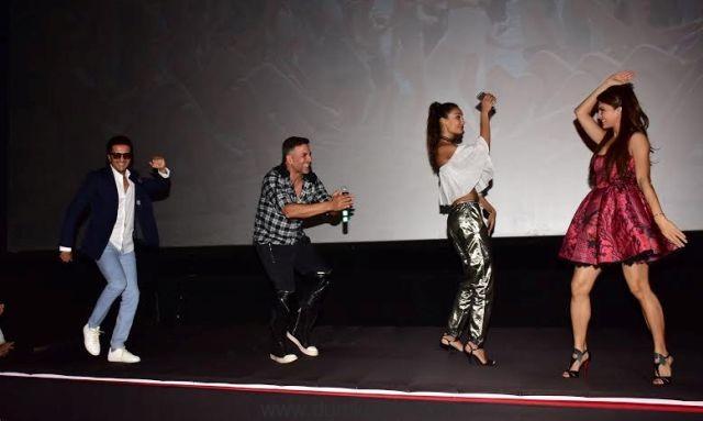Full House entertainment at Housefull 3 trailer Launch--1