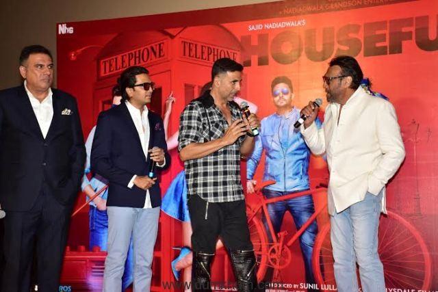 Full House entertainment at Housefull 3 trailer Launch-5