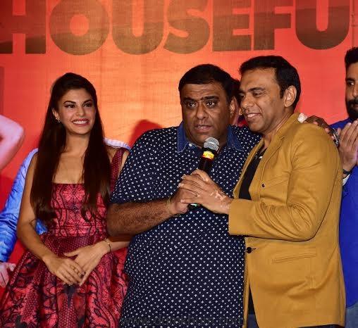 Full House entertainment at Housefull 3 trailer Launch=6