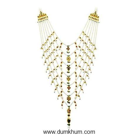 Jaipur Jewels_Bipasha Basu Mehendi Ceremony Jewellery-01