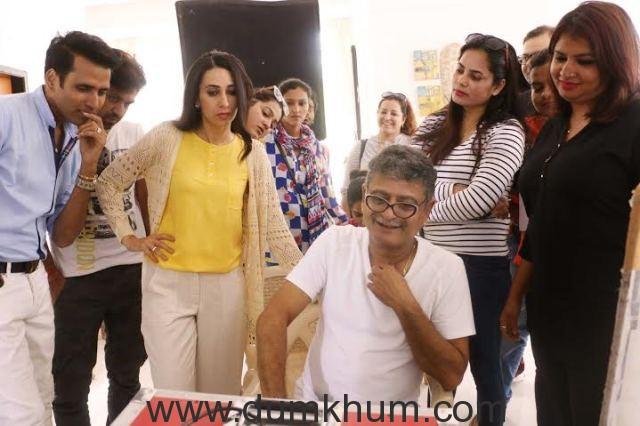 Karishma Kapoor and Sunil Khosla (3)