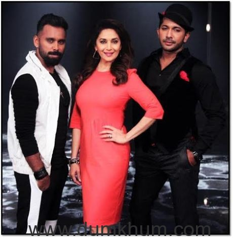 Madhuri Dixit goes glam for So You Think You Can Dance