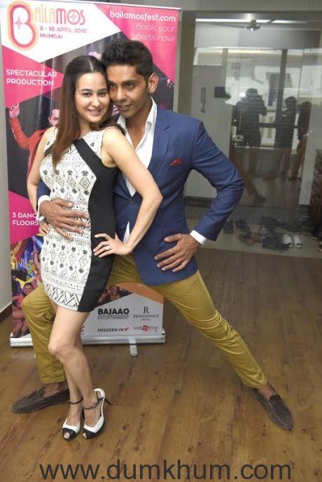 Founder of Global Dance Festival – Bailamos,  Neeraj Maskara  Internationally renowned salsa dancer brings the International Dance Festival to Mumbai