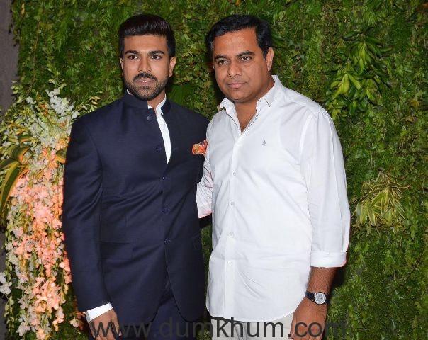 Ram Charan's sister Shreeja ties the knot at a VIP studded affair - (2)