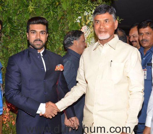 Ram Charan's sister Shreeja ties the knot at a VIP studded affair - (3)