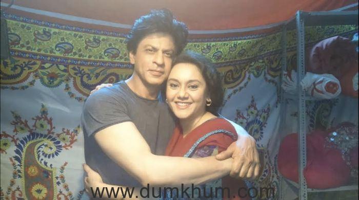 SRK- Deepika Deshpande.