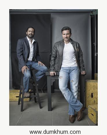 Saif & Raja - Chef.