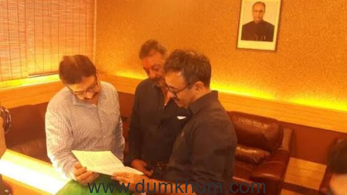Sanjay Dutt who had penned down about 500 shayaris is soon planning to publish these in a book