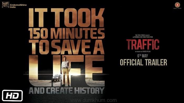 Traffic Trailer