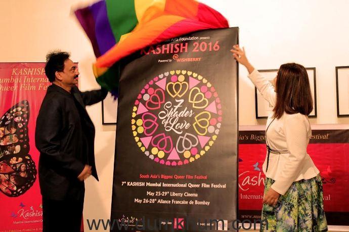 KASHISH MUMBAI INTERNATIONAL QUEER FILM FESTIVAL ENTERS ITS 7TH EDITION