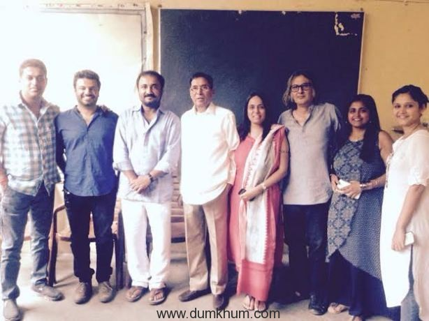 Anand Kumar biopic to be directed by Vikas Bahl and Produced by Vinay Sinha, Priti Sinha