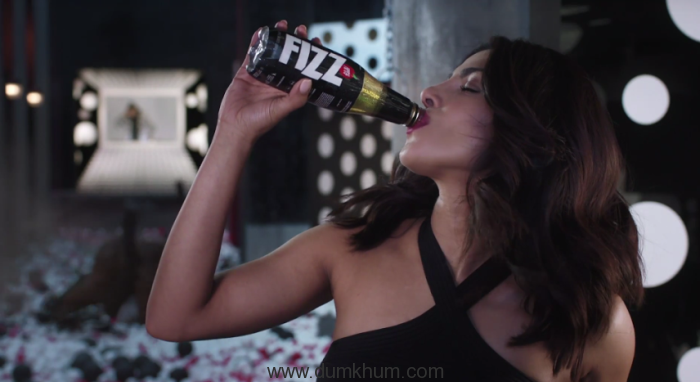 India's first sparkling fruit beverage, Parle Agro's Appy Fizz brings Priyanka Chopra onboard