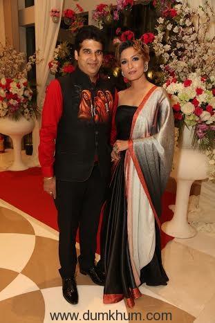 Arvind Munjal and Aashmeen Munjaal.