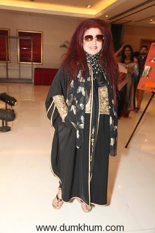 Beauty Expert Shahnaz Husain.