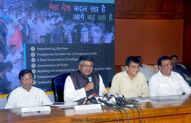 Benefits of Digital India reaching people – Ravi Shankar Prasad-2