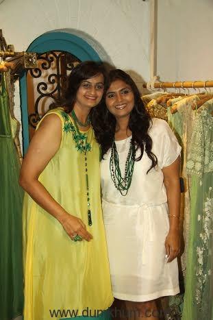 Bhumika & Jyoti.