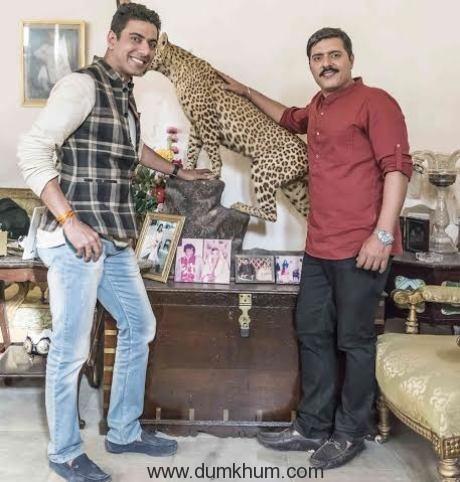 Chefs Ranveer Brar and Gautam Me ... n a Royal Culinary Journey_2
