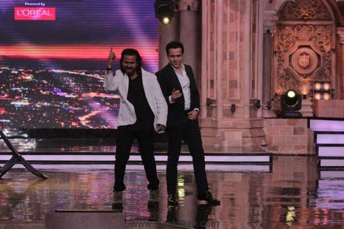Emraan Hashmi's Duplicate on India's Got Talent (1)