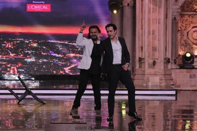 Emraan Hashmi's Duplicate on India's Got Talent (1