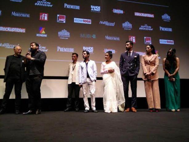First Screening of Raman Raghav 2.0 at Cannes-