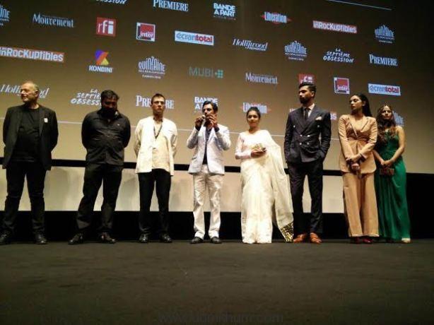 First Screening of Raman Raghav 2.0 at Cannes