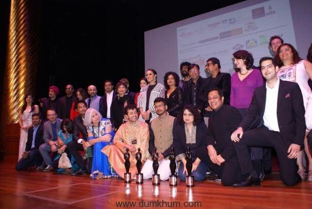 Group Photo of NYIFF