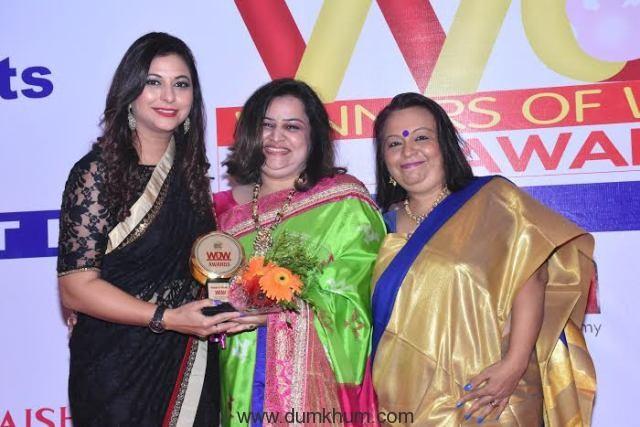 Gurpreet Kaur Chadha, Namrata Thakker, Shobhaa Arya