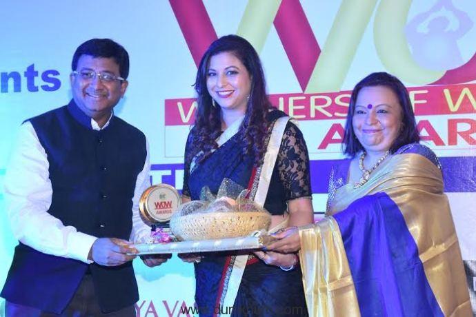 Gurpreet Kaur Chadha and Shobhaa Arya