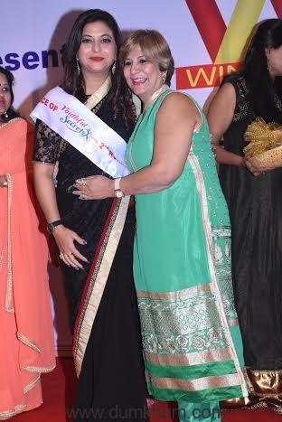 Gurpreet Kaur Chadha with Dr.Jaishree Manchanda