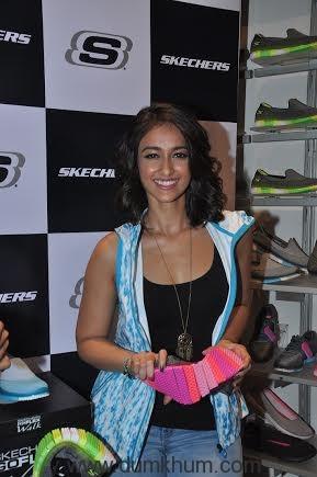 Ileana D'Cruz at Skechers GoFlex Walk launch in Mumbai.