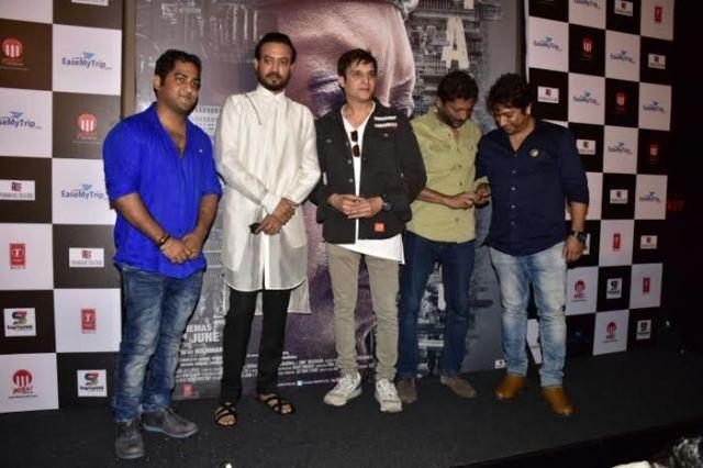 Irrfan Khan presents Madaari trailer along with Jimmy & Nishikant kamat 4