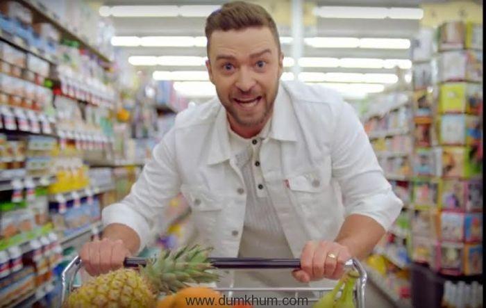 Justin Timberlake's upbeat fun song