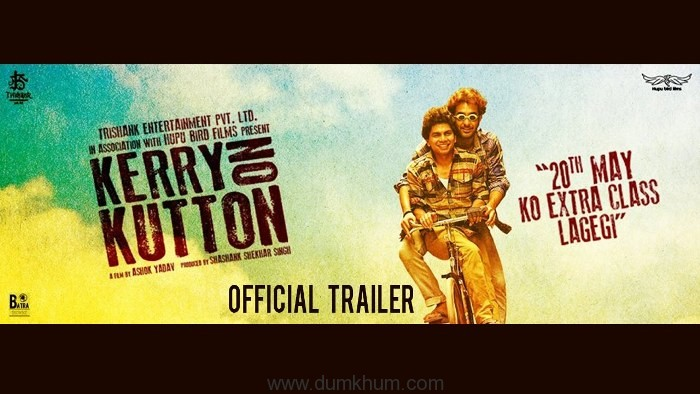 KERRY ON KUTTON OFFICIAL Trailer