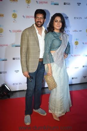 Kabir Khan and Mini Mathur at the MAMI Film club launch