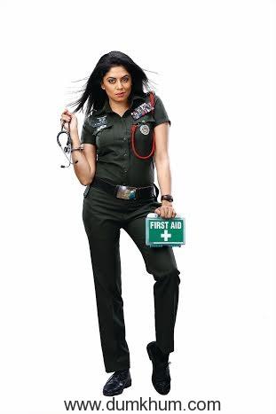 Kavita Kaushik in Dr Bhanumati On Duty_A_Sony SAB.