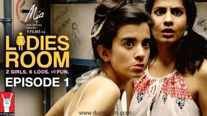 Y-Films' new series, LADIES ROOM, presents its wildest duo in its wackiest series!
